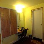 Hotel room ,Ananda palace