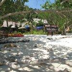 Resort intrance