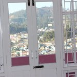 Beautiful View of Ooty from the room