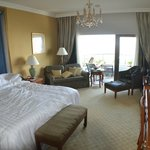Large room with fantastic view
