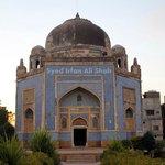 Mian Ghulam Nabi Kalhoro Tomb