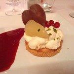 dessert de la saint valentien