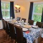 Primal Retreat Dining Room