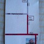 Route description from Siem Reap