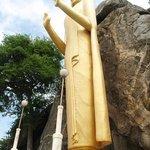 Khao Takiab Buddha Status