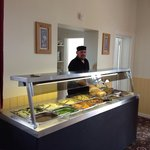 Fantastic carvery absolutely can not get any better I will be back again