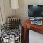 Televisión habitación estándar