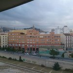 vistas del centro de Málaga