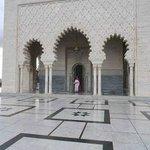 Mausoleum exterior