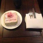torta per honeymoon