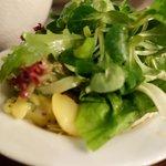 микс салатов