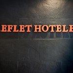 Leflet Hoteles