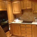 beautiful kitchen - fully fitted