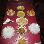 our srilankan very delicious dinner