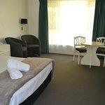 Ballina Island Motor Inn Room