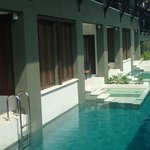 View of Pool Access Rooms - Main Pool