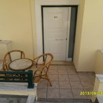 Seating Outside Room