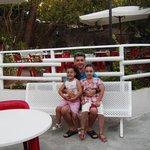 Sergio De Liso e figlie