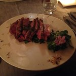 This was one lovely fillet cooked in rosemary!