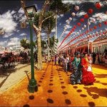 feria de abril  (Seville Fair)