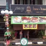 Street view of the Pinoy Fiesta Ihaw Ihaw