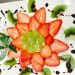 Ein  Traumhaftes Dessert zum Verlieben !