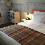 Shoreditch House room