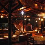 Sahara Restaurant by night
