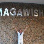 Да,это Magawish