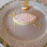 Dessert au Calisson