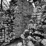 Ampitheater wall