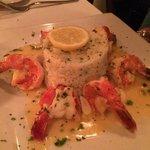Shrimp Scampi...