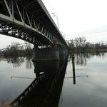 River Elbe Litomerice