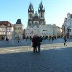 Prague square