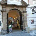 U PAVOUKA PRAGUE - freaky place, ever seen the movie HOSTEL?
