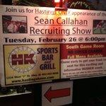 Sean Callahan's Husker Recruiting Show each February