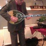 George the bouzouki player.
