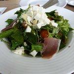 Mozerella Salad