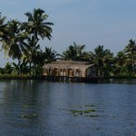 views of the backwaters
