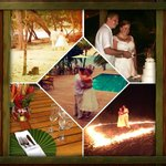 A few shots from our wedding at Palmetto Bay