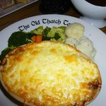 Cottage Pie at The Old Thatch Tavern