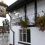 The Old Thatch Tavern, Stratford-Upon-Avon