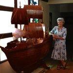 Ndiza lobby ship