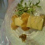 Foie gras frais et ses ..... sentiments.