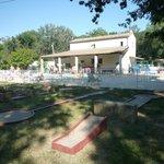 Mini golf et piscines