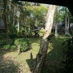 Jardins extérieurs - Chambres