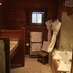 Salle de bains balnéo