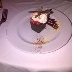 Nice filling dessert