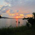 coucher de soleil vu de riodrakefarm