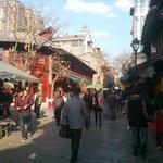 Flowers and Birds Market of Kunming